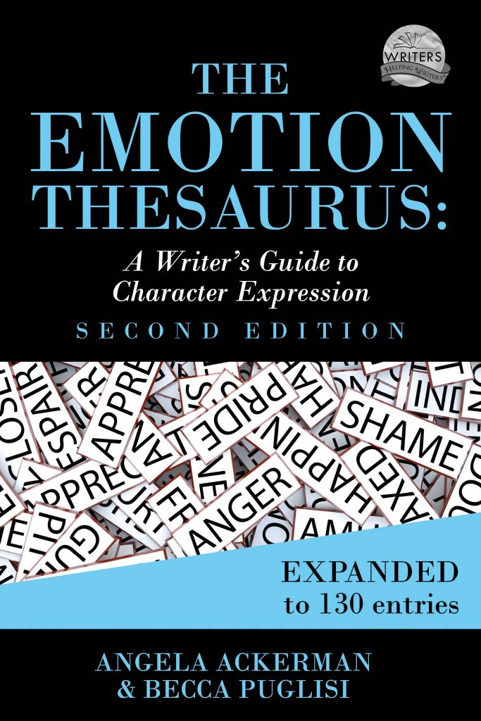 Emotion Thesaurs 2nd Edition cover